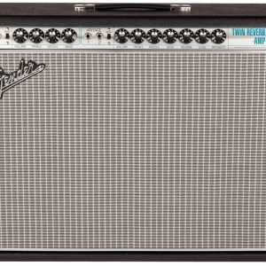 "Fender® '68 Custom Twin Reverb Combo Amp, 2x12"" 85-Watts"