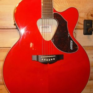 Gretsch®  G5022CE Rancher Jumbo Cutaway Acoustic-Electric Guitar Savannah Sunset